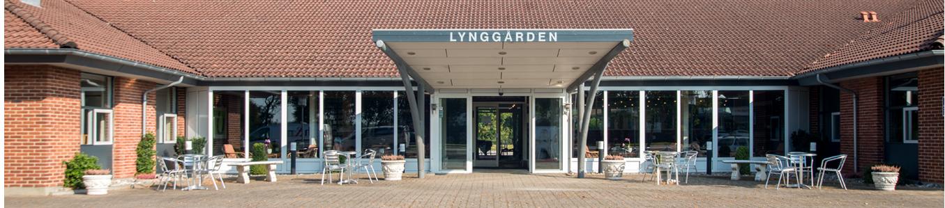 Hotel Lynggaarden ved Herning - billig overnatning tæt på boxen